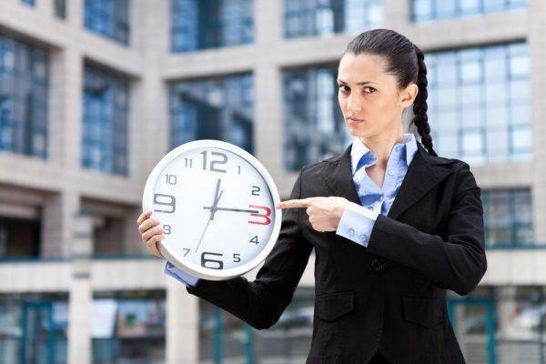 Как перестать опаздывать на работу?